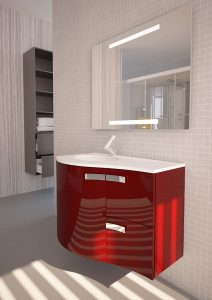 mueble baño modelo world