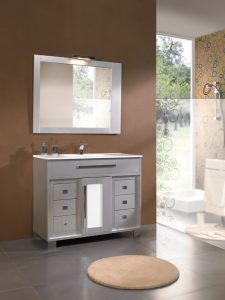 mueble baño modelo corredera