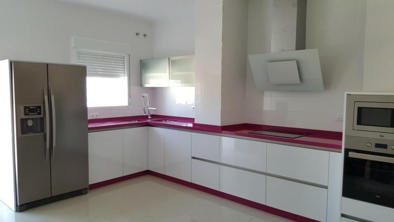 Proyecto Cocina 4 - Muebles Rincon