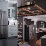 cocinas a medida gris en muebles rincon